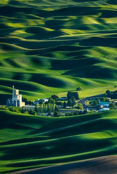 Palouse region of Washington state