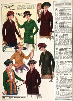 whisters:    Pilgrim Brand Sweaters From Sears,...