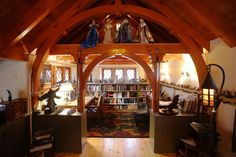 This Man Built His Very Own Hobbit Home... This Is What The Inside Looks Like. [MOBILE STORY]