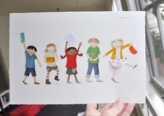 Anna Walker Illustration - Work