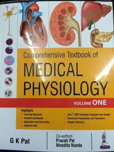 Textbook of Medical physiology by gk pal free download