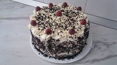 Tort Pădurea Neagră Cake, Desserts, Recipes, Food, Tailgate Desserts, Deserts, Kuchen, Recipies, Essen