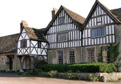 Tudor-Style House in Lacock by TravelPod Member Teresatraveler