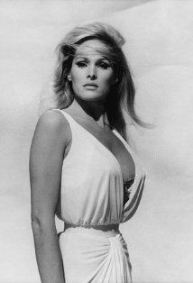 [BORN] Ursula Andress / Born: March 19, 1936 in Ostermundigen, Bern, Switzerland #actor