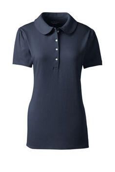 237ac5094 Lands' End | Shopping Bag and Checkout Feminine Style, Feminine Fashion, Polo  Shirt