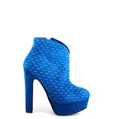 VELVET BLUE  139,0 LEI Blue Velvet, Peep Toe, Bubbles, Shoes, Fashion, Moda, Zapatos, Shoes Outlet, Fashion Styles
