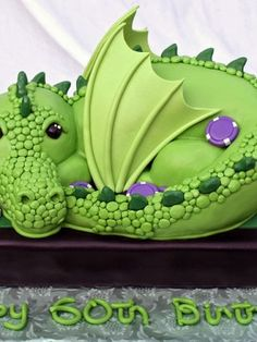 Sculpted Dragon Cakes - Top Cakes - Cake Central