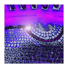 'Pflasterquadrat pp' von Rudolf Büttner bei artflakes.com als Poster oder Kunstdruck $18.71