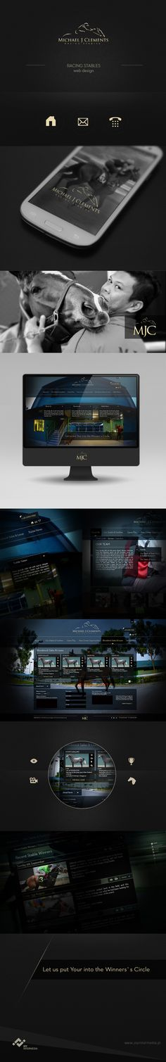 MJCRS Singapore by Milena Włodarczyk, via #Behance #Webdesign #Branding repinned by www.BlickeDeeler.de