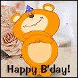 Home : Birthday : Happy Birthday - Big Hug From Me!