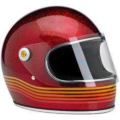 Gringo S Helmet - LE Spectrum Wine Red MF