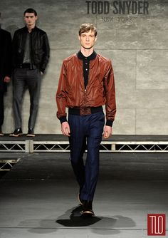 Todd Snyder Fall 2014 Collection   Tom & Lorenzo Fabulous & Opinionated