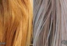 Turuncu saç nasıl kapatılır