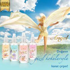 Farmasi Angel Body Mist ile doğanın güzel kokularına kanat çırpın!