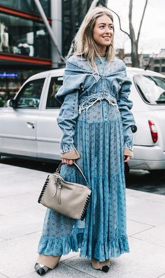 Is Zara Over This Popular Way of Dressing? via @WhoWhatWear
