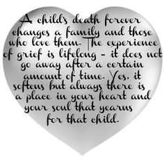 Baby Angel Poems Rip | grief the unspoken
