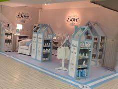 Baby Dove in-store