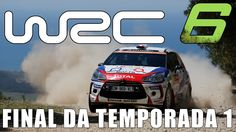 FINAL DE TEMPORADA NA JUNIOR WRC - WRC 6 - modo carreira #5