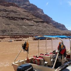 Begin your Grand Canyon West Rim adventure on-board a luxury motorcoach before you descend 4,000 feet to the Canyon floor in an A-Star helicopter and take a relaxing ride the Colorado River on a pontoon boat!