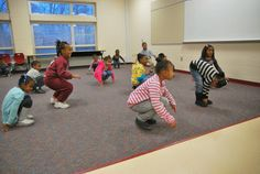 Creative Movement in the Classroom -- Tips for Teachers!