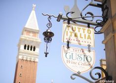 Complimentary Wine Seminars Available at Epcot's Tutto Gusto