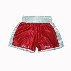 Looking for Apollo Creed Red Custom Made Boxing Shorts ? Visit http://laroojersey.com/boxing/Apollo-Creed-Red-Custom-Made-Boxing-Shorts