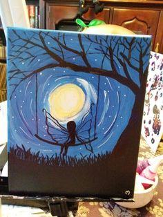 Faerie by twinkle moonlight