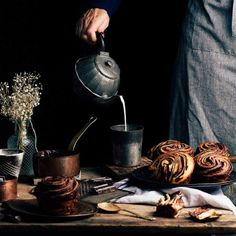Brioche con chocolate-Los Tragaldabas