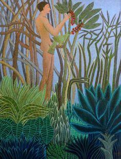 guillermo trujillo paintings | Guillermo Trujillo | Panama | expressionist | latinamericanartsale.com