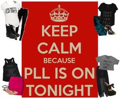 """Who else is watching the winter premiere of PLL?? I AM! CAN'T WAIT!"" by prettyamazing365 ❤ liked on Polyvore"
