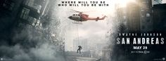 On May 29th, where will you be? Who will you be with? Watch the new trailer for #SanAndreas starring #DwayneJohnson.