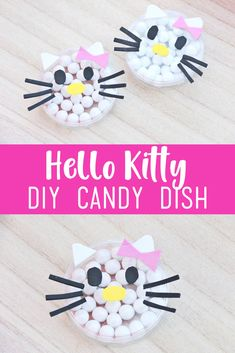This Hello Kitty DIY