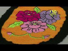 Vida com Arte | Tapete Borboleta por Tânia Silva - 25 de Junho de 2014 - YouTube