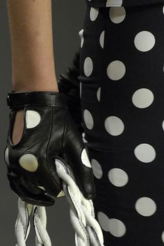 Valentino-oh I hope someone does a an affordable knock-off of these gloves.