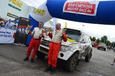 Sławek Wasiak, Marcin Grydziuszko, Mitsubishi Pajero T1