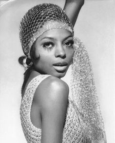 Diana Ross and that head scarf
