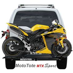 Moto-Tote Sport Bike Carrier