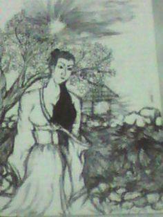 jap woman