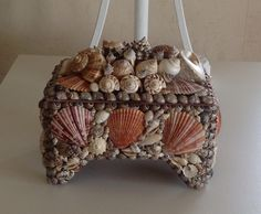 Sea Shell Box