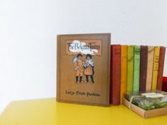 The Belgian Twins / Lucy Fitch Perkins / by StitchyImpressions, $24.99