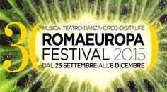 il RomaEuropa Festival è un evento davvero imponente visto il trentennale, sarà uno spettacolo senza limiti e confini. Danza , teatro e circo, uniti insieme