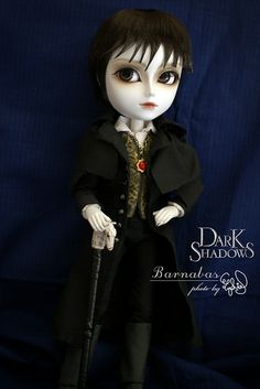 Barnabas Collins Doll