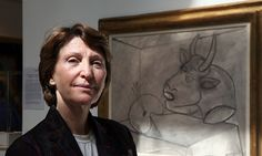 Marina Picasso's plan to bypass traditional sales routes sends shockwaves through art world