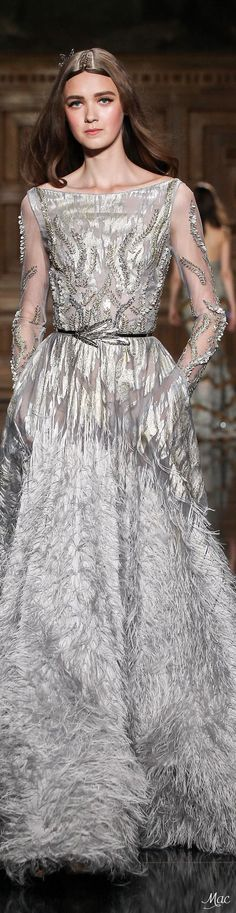 Fall 2016 Haute Couture - Tony Ward