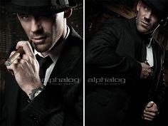 Mafia Film Noir Fotografie