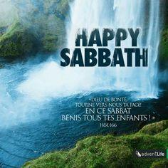 Happy Sabbath / Bon Sabbat