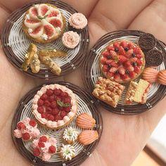 #miniature #food #minifood #tart #fruit