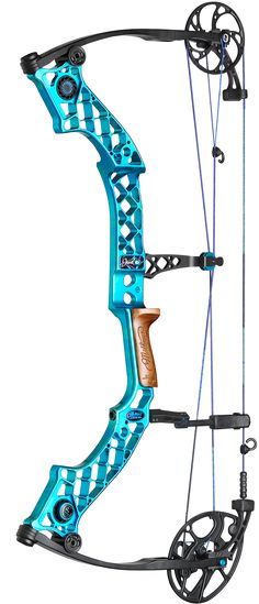 A woman who is passionate about archery deserves the top-of-the-line performance of Mathews' premium bows.