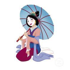 Mulan Princesas Disney | Princesa: Mulan, Princesa guerrera de China.