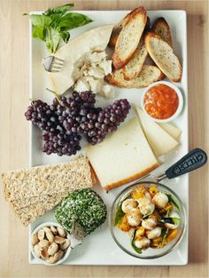 Styling the perfect cheese board